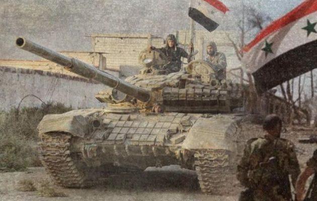 47 Σύροι στρατιώτες νεκροί και 77 τραυματίες στη Β/Δ Συρία από τις 16 Ιανουαρίου