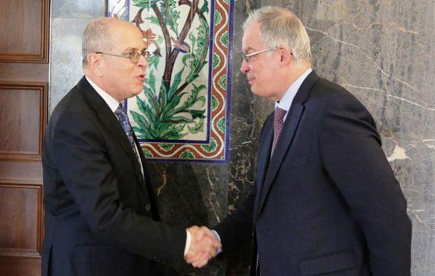 Τασούλας: Στην καλύτερη φάση οι διμερείς σχέσεις Ελλάδας-Ισραήλ