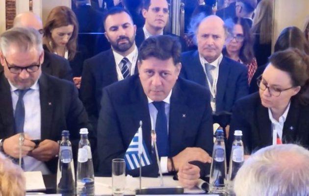Μιλτ. Βαρβιτσιώτης: Στην Ελλάδα ο αντισημιτισμός δεν απαγορεύεται μόνο δια νόμου αλλά και στην πράξη