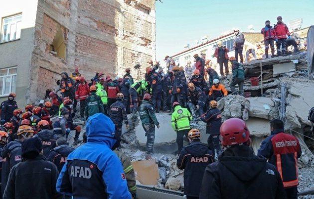 Φονικός σεισμός στην Τουρκία: Ανεβαίνει ο αριθμός των θυμάτων – 29 νεκροί και 1.234 τραυματίες