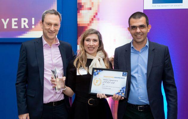 Η European Lotteries βραβεύει καινοτόμα παιχνίδια του ΟΠΑΠ