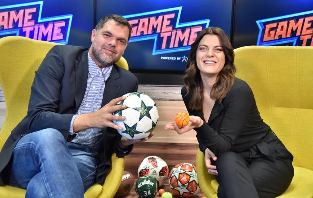 ΟΠΑΠ: All Star Game Time με Δημήτρη Παπανικολάου και Γιώργο Λέντζα (βίντεο)