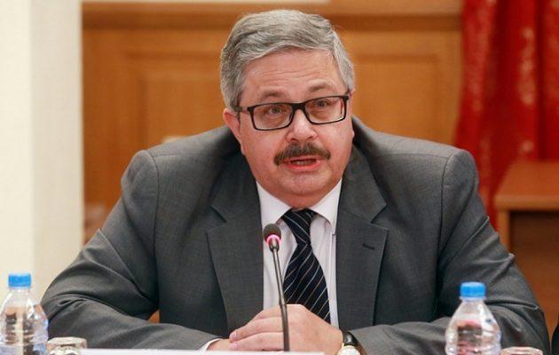 «Δέχομαι απειλές για τη ζωή μου» λέει ο Ρώσος Πρέσβης στην Τουρκία