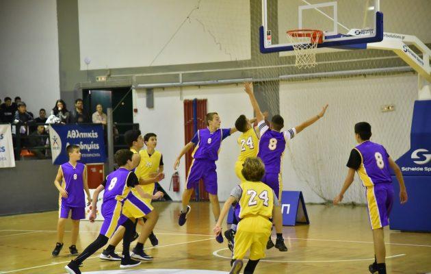 Πέντε κορυφαίοι μπασκετμπολίστες μυούν τα παιδιά των Αθλητικών Ακαδημιών ΟΠΑΠ στις αξίες του Αθλητισμού (βίντεο)