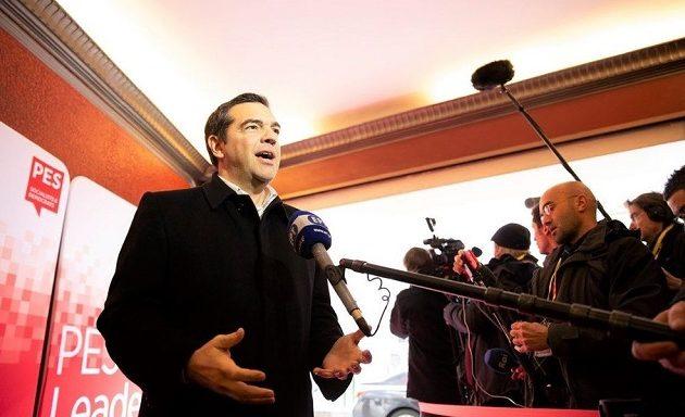 Τσίπρας: Ο Μητσοτάκης απεμπόλησε κονδύλια 7,5 δισ. για την στήριξη της κοινωνίας