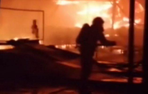 Κούρδοι «αντάρτες πόλης» έκαψαν εργοστάσιο «φασίστα του AKP» στην Άγκυρα