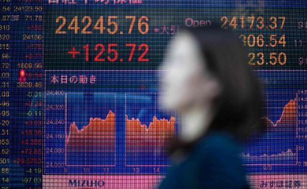 Η ιαπωνική οικονομία συρρικνώνεται