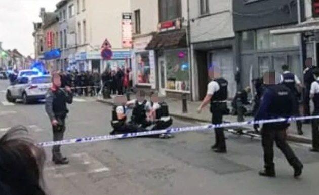 Άνδρας επιτέθηκε με μαχαίρι σε πολίτες στο Βέλγιο – Τον πυροβόλησε η Αστυνομία