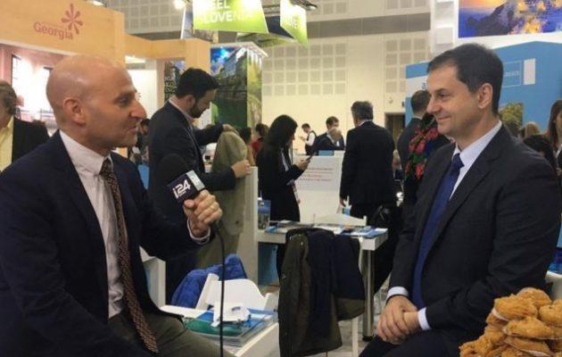 Επιτυχής η επίσκεψη Θεοχάρη στο Ισραήλ – Στόχος όλο και περισσότεροι Ισραηλινοί να κάνουν διακοπές στην Ελλάδα