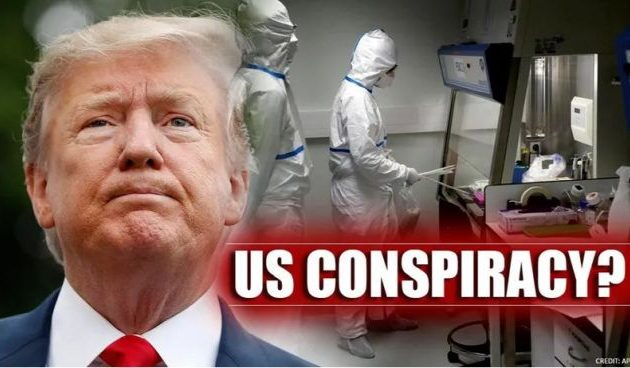 Φίλιπ Ρίκερ: Η Ρωσία διαδίδει θεωρίες συνωμοσίας ότι οι ΗΠΑ βρίσκονται πίσω από τον Covid-19
