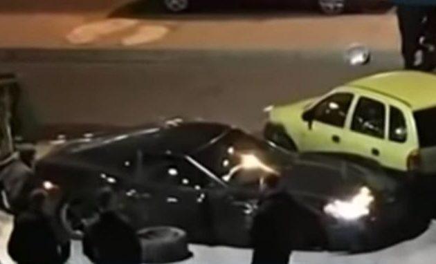 Οδηγός Corvette: «Δεν κατάλαβα πώς έγινε – Ήμουν σοκαρισμένος»