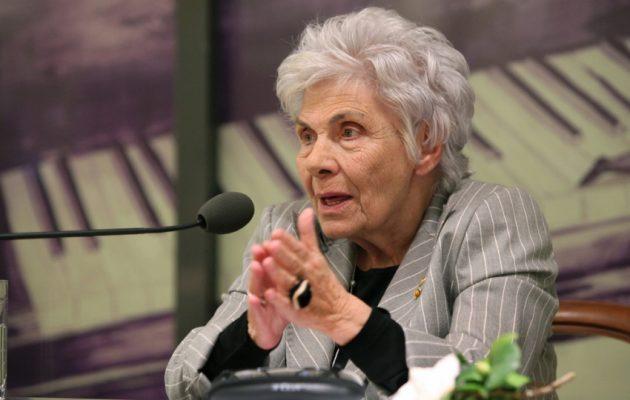 Πέθανε σε ηλικία 89 ετών η ποιήτρια Κική Δημουλά