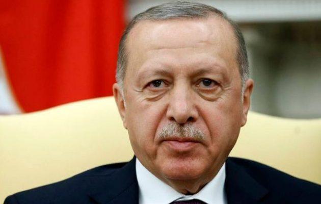 Ο Ερντογάν δήλωσε αποφασισμένος για έρευνες στην ελληνική ΑΟΖ και το εννοεί