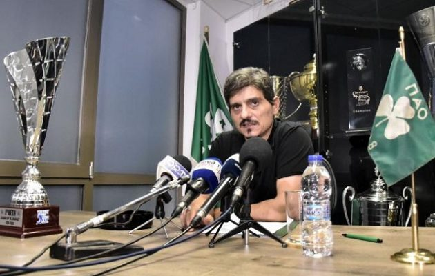 Γιαννακόπουλος: Θα σας βάλω τις κουκούλες βαθιά στον κ@@ο