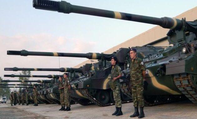 Global Firepower: Πόσο στρατό έχει η Ελλάδα και πόσο οι γείτονές της