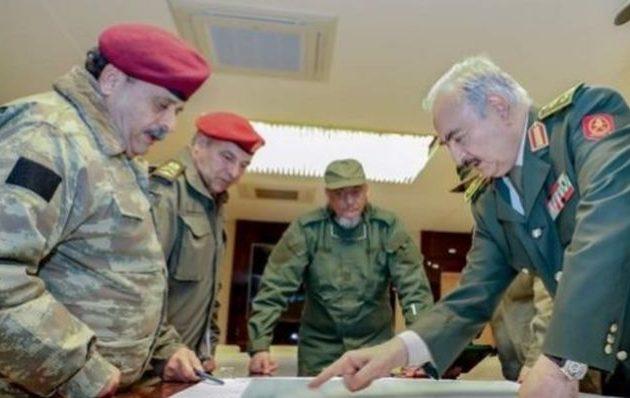 Ταξίαρχος LNA: Μόλις λάβω διαταγή από τον Χαφτάρ θα θάψω Τούρκους και μισθοφόρους – Δεν θα γλιτώσει κανείς