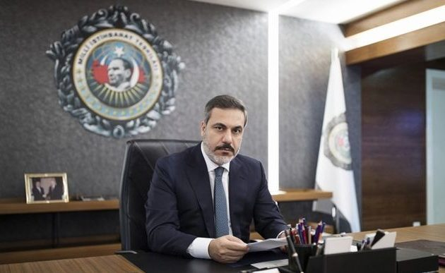 «Μετά τον Σολεϊμανί σειρά έχει ο αρχηγός της τουρκικής MİT Χακάν Φιντάν»