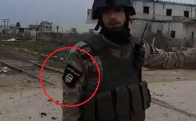 Το Ισλαμικό Κράτος μάχεται υπό τουρκική διοίκηση στην Ιντλίμπ της Συρίας (φωτο)