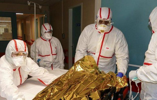 Κορωνοϊός: Πέθανε 85χρονος στη Λέσβο – Στους 314 οι νεκροί