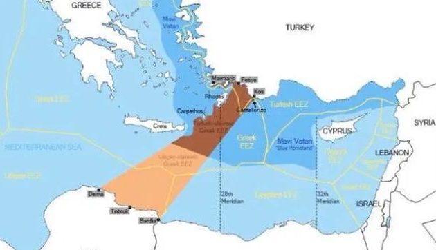 Η Τουρκία απάντησε: Οι θάλασσές σας είναι δικές μας! «Τουρκική θάλασσα» η ελληνική ΑΟΖ