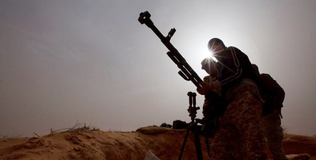 Η Ε.Ε. μπλοκάρει το λαθρεμπόριο όπλων στη Λιβύη