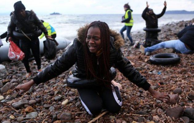 180 πρόσφυγες και μετανάστες έφτασαν στα νησιά την Παρασκευή