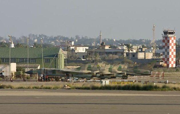 Τουρκική βάση στο αεροδρόμιο της Τρίπολης στη Λιβύη και μισθοφόροι από τη Σομαλία