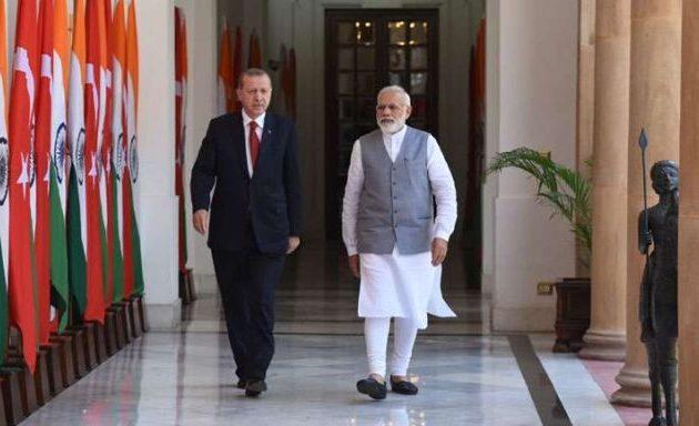 Οργή στην Ινδία για την Τουρκία – Κλήθηκε ο Τούρκος πρέσβης – Σοβαρή κρίση