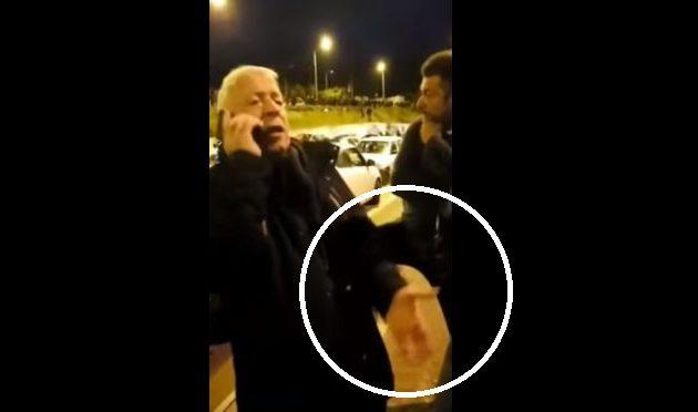 Μουτζούρης – Ντοκουμέντο: «Ναααα… κι εάν είναι θυμωμένος ο Μητσοτάκης μαζί μου» (βίντεο)