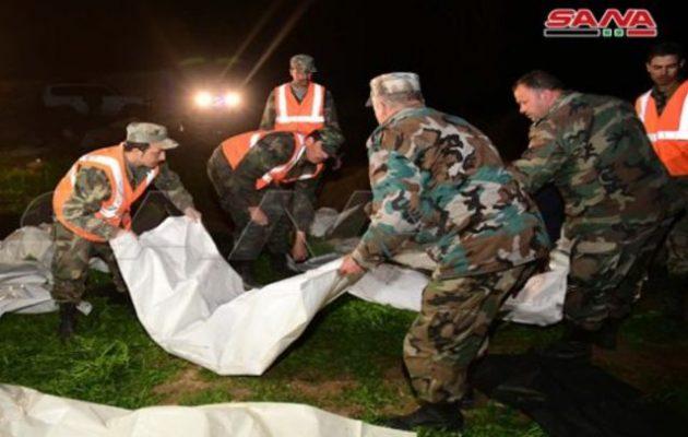 Ομαδικός τάφος με 70 εκτελεσμένους από τους μισθοφόρους του Ερντογάν βρέθηκε στη Συρία