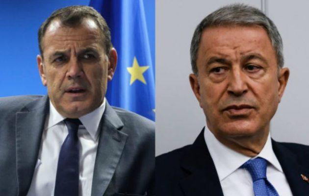 Παναγιωτόπουλος σε Ακάρ: Δεν θα ανεχθούμε καμία ενέργεια που θα αμφισβητεί κυριαρχικά μας δικαιώματα