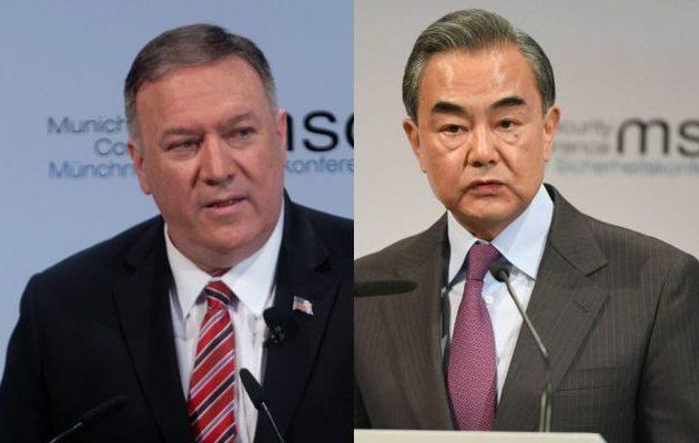 Μάχη στη διάσκεψη του Μονάχου για τη Huawei και το 5G – Βαριές κουβέντες από Αμερικανούς και Κινέζους