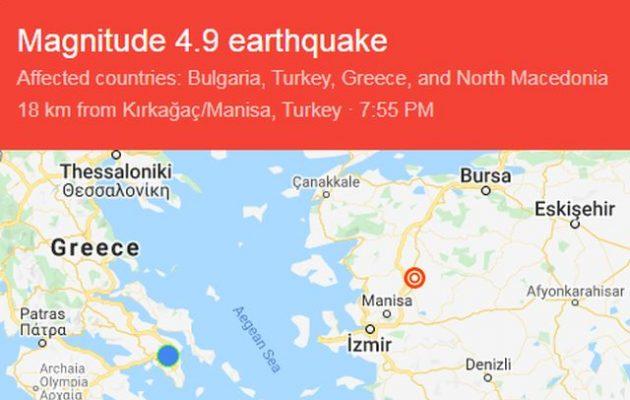 Νέος ισχυρότερος σεισμός στην Τουρκία