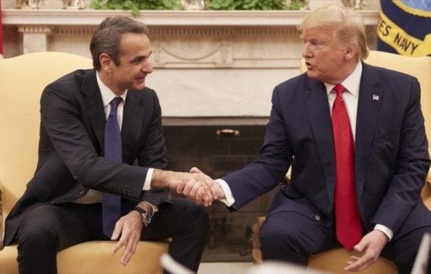 Bloomberg: Κλειδί η Ελλάδα στα σχέδια των ΗΠΑ στην Αν. Μεσόγειο