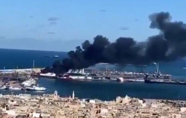 Πηγές LNA: Βοήθεια στην επιβολή του εμπάργκο της ΕΕ το πλήγμα στο τουρκικό πλοίο