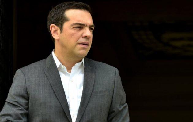 Αλέξης Τσίπρας: Δεν παίζουμε με τα εθνικά θέματα – Υπεύθυνη αντιπολίτευση