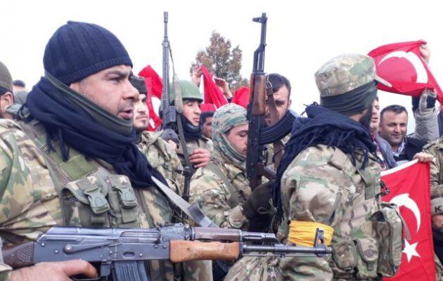 Πληροφορίες για 5 με 13 νεκρούς Τούρκους στρατιώτες στη Β/Δ Συρία