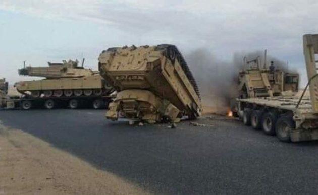 Δείτε τους Τούρκους να βομβαρδίζονται στην Ιντλίμπ – Τρόμος και θάνατος (βίντεο+φωτο)