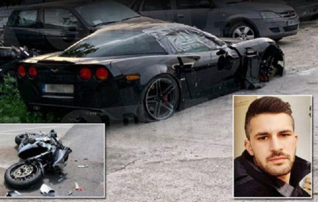 Παραδόθηκε στην Τροχαία ο οδηγός της «φονικής» Corvette – Τι συμβαίνει με την ταυτότητα του;