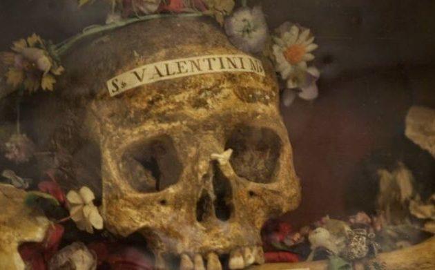 Είναι αυτό το κρανίο του Αγίου Βαλεντίνου; Τι λέει η Εκκλησία της Ρώμης