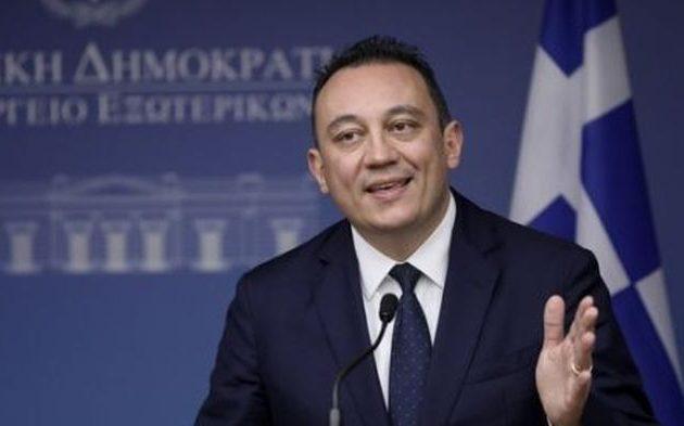 Στην Αίγυπτο ο υφυπουργός Εξωτερικών Κ. Βλάσης