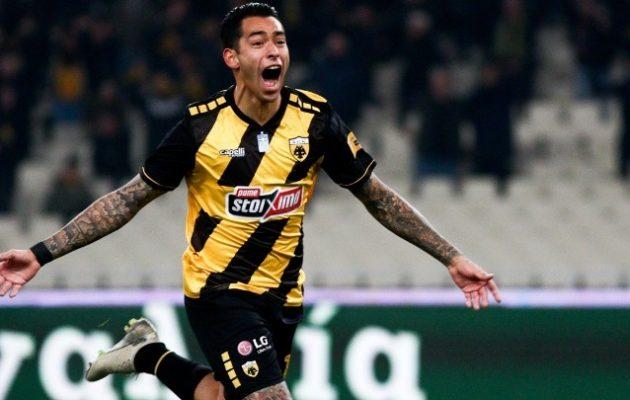 Η ΑΕΚ νίκησε 1-0 τον Παναθηναϊκό στο ντέρμπι της Αθήνας