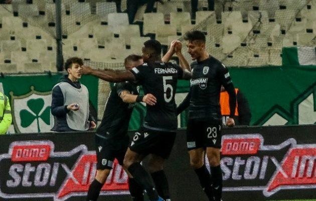 Στους «4» του Κυπέλλου Ελλάδος ο ΠΑΟΚ – Νίκησε και στο ΟΑΚΑ τον Παναθηναϊκό