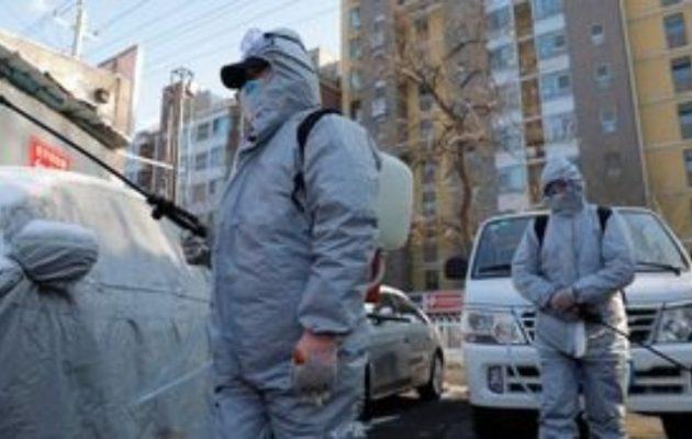 Σπέρνει θάνατο ο κοροναϊός: 1.523 οι νεκροί στην Κίνα – Πρώτο θύμα στην Ευρώπη