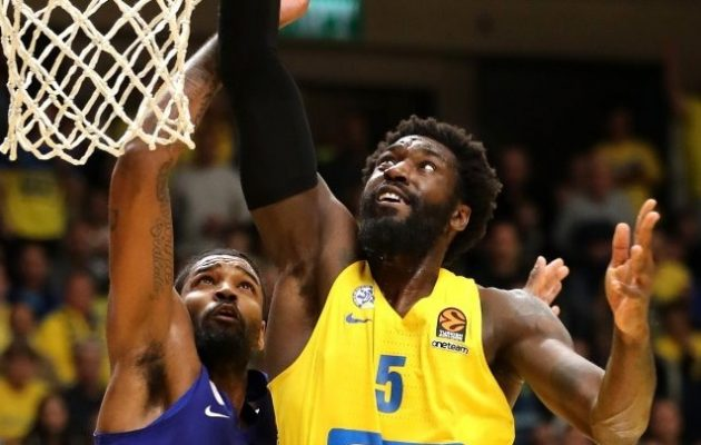 Euroleague: Αυτοκτόνησε ο Ολυμπιακός στο Τελ Αβίβ – Έχασε 71-70  από τη Μακάμπι