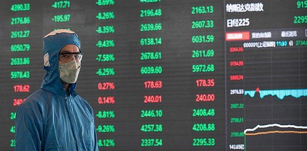 Πτώση 8,36% στο Χρηματιστήριο λόγω κοροναϊού Covid-19 – «Χάθηκαν» πάνω από 4 δισ.