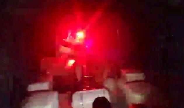 Τουρκική ακταιωρός εμβόλισε περιπολικό σκάφος του Λιμενικού μας (βίντεο)