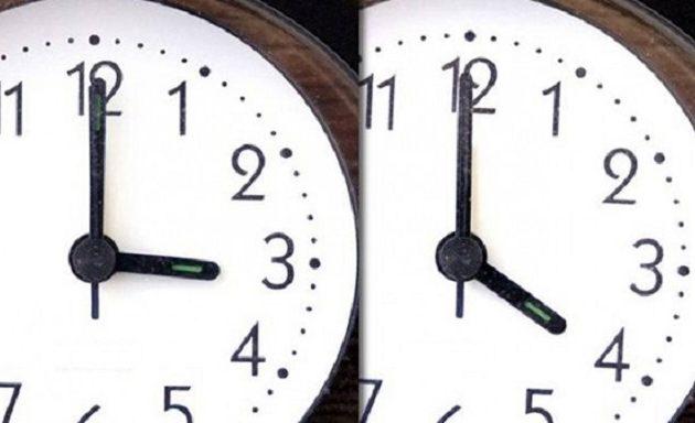 Αλλάξτε την ώρα στα ρολόγια σας – Σε ισχύ η θερινή ώρα τα ξημερώματα της Κυριακής