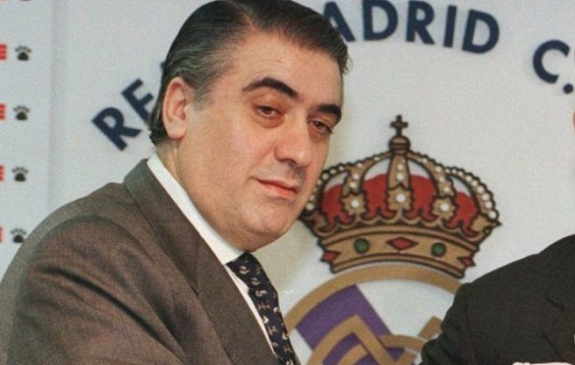 Θρήνος στη Μαδρίτη: Πέθανε από κοροναϊό ο πρώην πρόεδρος της Ρεάλ Λορένθο Σανθ