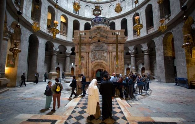 Κοροναϊός: Κλείνουν ο Πανάγιος Τάφος και οι συναγωγές στην Ιερουσαλήμ